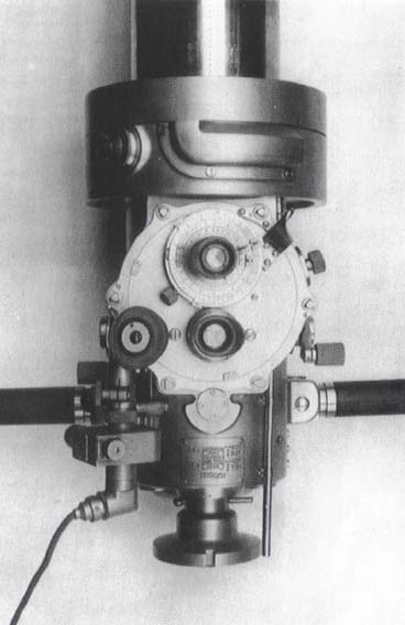 German attack periscope ASR C/6 with range finder
