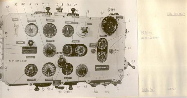 Kalkulator torpedowy T. Vh. Re. S3