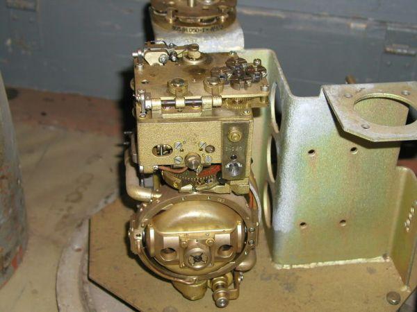 Rosyjska kopia mechanizmu sterującego Lut, przeznaczonego dla torped parogazowych typu 53-51