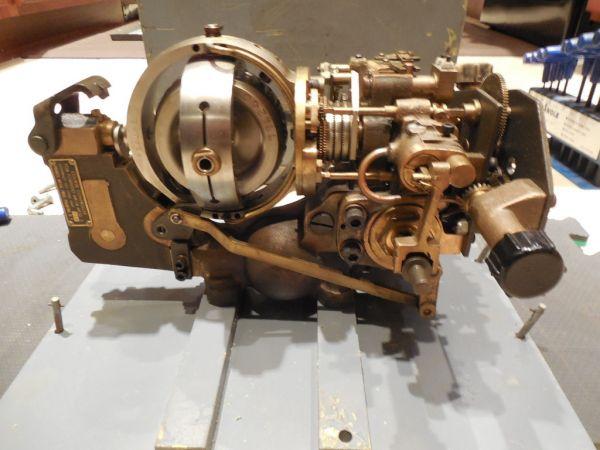 Amerykański mechanizm manewrowy przeznaczony dla torped parogazowych Mk 14 Mod 6